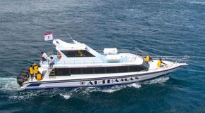 Fast Boat to Lembongan Island