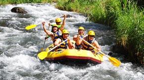 Bali Rafting Tour