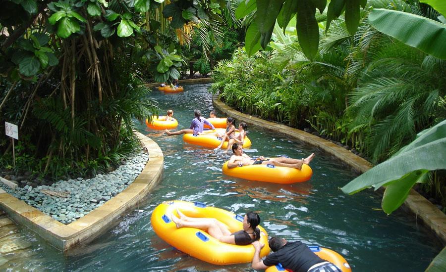 Waterbom Bali Water Park Tickets Flores Komodo Tour