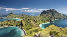 Padar Island - Flores Dragon Tourr