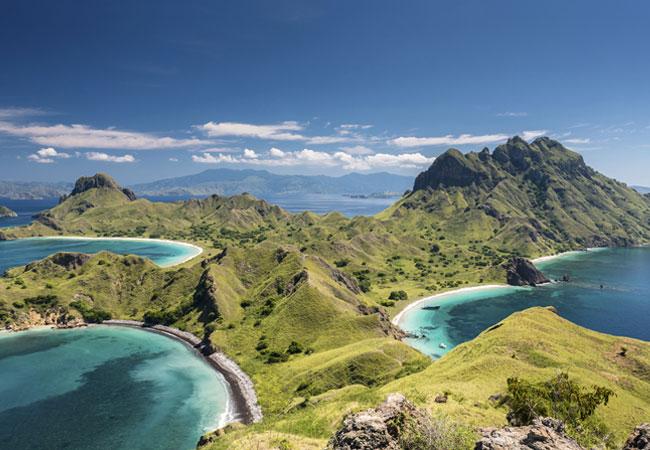 Padar Island - Flores Dragon Tour