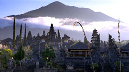 Mount Agung Bali - Flores Dragon Tour