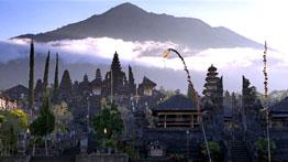 Mount Agung Bali - Flores Dragon Tour