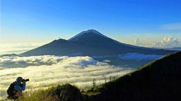 Mount Batur Bali - Flores Dragon Tour