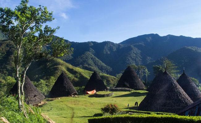 Wae Rebo 4 - Flores Dragon Tour